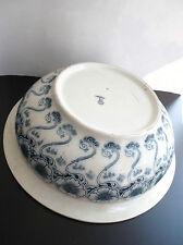 RARE Grande vasque pour broc en faience  Art nouveau