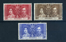 Mint Hinged Pre-Decimal British Postages Stamps
