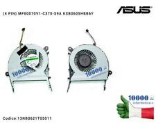 Ventola Fan CPU Asus VivoBook A455 A455l X455ld A555l X455 X455cc K455 X555 K555