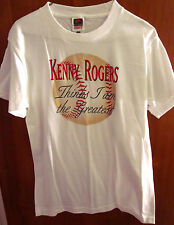 DETROIT TIGERS youth lrg T shirt pitcher KENNY ROGERS Thinks I'm Greatest tee
