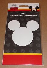 "Brand New Disney Mickey Mouse Mega Autocollant Decal Sticker 6.25"" x 4"""