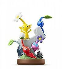 Nintendo 3DS Amiibo Pikmin series JAPAN