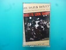 "ROXETTE  "" LOOK SHARP ! ""  CASSETTE"