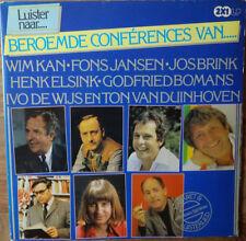 Various – Beroemde Conferences Van.....  (Double Album)