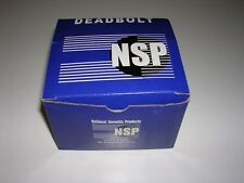 NSP (National Security Products) Deadbolt - 864-9400 - Brand New