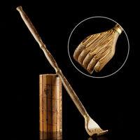 1pc Wooden Back Scratcher Wood Back Scraper Massager Body MassagDOZH