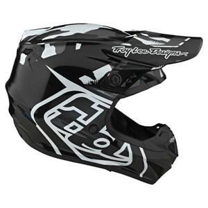 TLD; GP Helmet; Overload Camo Black/Gray