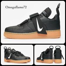 Nike Air Force 1 Utility, AO1531-002, Sz UK 12, EUR 47.5, USA 13,  Black & Gum