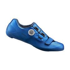 Chaussures Vélo Route Shimano RC5 Boa + 1 bande Bleu dispo 39 à 46