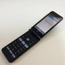 KYOCERA GRATINA 2 4G KYF37 UNLOCKED KEITAI ANDROID FLIP PHONE BLACK JAPAN