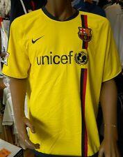 Barcelona 2008-09 Lionel Messi Away Kit UK Size XXL