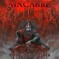 Macabre - Grim Scary Tales CD 2011 grind punk sick death Willowtip