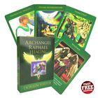 Archangel Raphael Healing Oracle Cards: A 44-Card Tarot Deck(English)