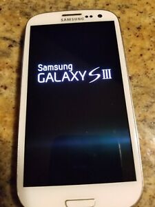 Samsung Galaxy S III Model SGH-T999 (8MP + 2GB / T-Mobile), in working condition