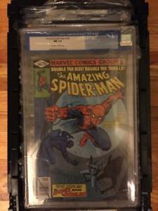 Amazing Spider-Man #200 CGC 9.4   Newsstand