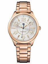 Tommy Hilfiger Original 1781671 Sofia Women's Rose Gold Stainless Steel Watch