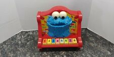 Cookie Monster Piano A Child Guidance Toy - Vintage Sesame Street -