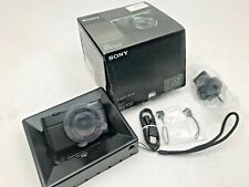 Sony RX100 boxed new with all accessories and instructions
