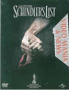 Schindler's List (1993) Special Edition 2 DVD digipack