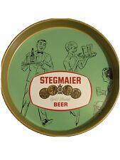 Stegmaier Gold Medal Beer Vintage Tray Rare