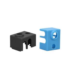 BIQU V6 Silicon Sock For E3D V6 Heated Block J-head Hotend 1.75/3.0mm Extruder