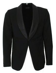 ANTONY MORATO MENS SLIM FIT BLACK BLAZER SIZE UK XXL EU54   £169