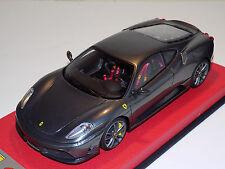 1/18 Looksmart MR Ferrari F430 Scuderia Grigio Silverstone Titanium Wheels