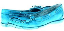New Miz Mooz Indigo Supple leather loafer  women's shoes sz US 7.5  EUR 38