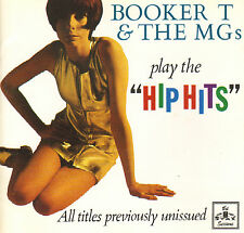 "BOOKER T & The MG's ‎– Play The ""Hip Hits"" (1995 STAX CD COMPILATION)"
