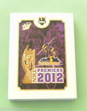 Select 2012 Season Set NRL & Rugby League Trading Cards
