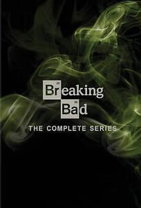 Breaking Bad-The Complete Series (DVD, 2014, 21-Disc Set, Subtitled) *US SELLER*