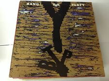 Bang The Party – Back To Prison Label: Warriors Dance – WAFLP 4 VINYL LP VG+