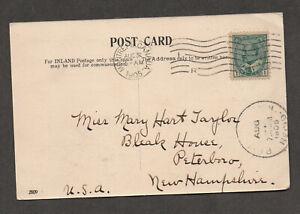 Canada #89 B&W picture postcard, Royal Victoria Hospital, Montreal, 1905.   Add