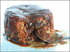 Aromatix Premium Sticky Toffee Pudding CANDELA rendendo Fragranza Olio 10ml