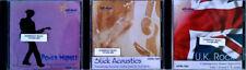 EARL SLICK (DAVID BOWIE GUITARIST) - ALL STAR MUSIC - (3) CD LOT