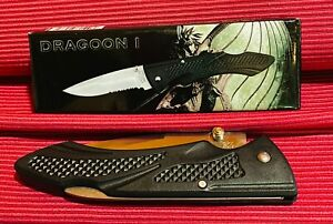 Frost Cutlery Dragoon I Knife 18-283B Stainless Steel Blade NEW in BOX