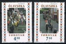 Faeroer/Faroer postfris 1998 MNH 338-339 - Europa / Feestdagen