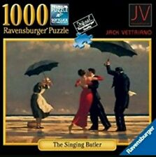 """Ravensburger 1000 Piece Puzzle Jack Vettriano """"The Singing Butler"""""""