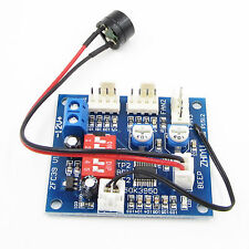 DC 12V Fan Temperature Control Speed Controller CPU High-Temp Alarm PWM PC CPU