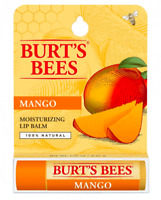 BURTS BEES Nourishing Lip Balm with Mango 4.3 g   New & Sealed