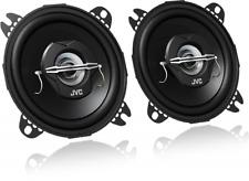 """JVC CS-J420X - Altavoces coaxiales para coche (21 W RMS, 45 - 22000 Hz, 4"""", 2 ví"""