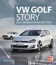 VW Golf Story - Russell Hayes - 9783613037922 DHL-Versand PORTOFREI