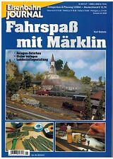 Eisenbahn-Journal, Anlagenbau & Planung 2004 / 1, Fahrspaß mit Märklin