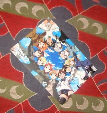 Strike Witches 2 Anime Japan Funimation Promo Promotional Card Ad Comic Con NYCC