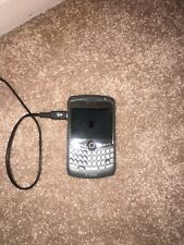 BlackBerry Curve 8320 - Gray (T-Mobile) Smartphone, with charge cord