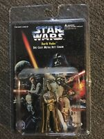 Star Wars Darth Vader Die Cast Metal Key Chain New