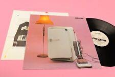 "CURE LP ""FRIGO"" DEBUT PRIMO DISCO ORIGINALE 1979 NM DEEP GROOVE ED INNER ! TOP"