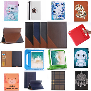 Case Holder For Apple iPad 9.7 5th 6th Generation 2017/18 IPAD Protection Cover