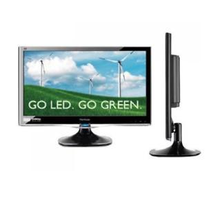 "Viewsonic Flat Screen PC 22"" VX2250wm-LED VGA Dvi-D 1920 x 1080 Wide 16:9"