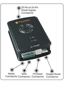 Dr. Power Thermaltake P/N: A2358 - Power Supply / Power Tester